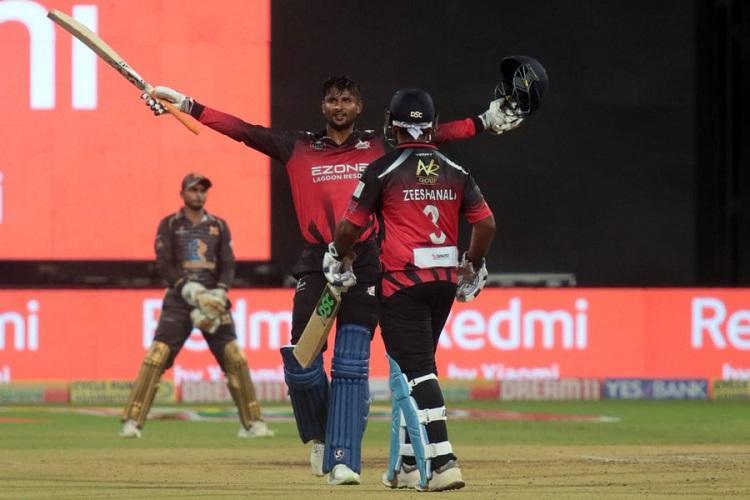 A century and an 8-wicket haul Krishnappa Gowtham lights up Karnataka Premier League