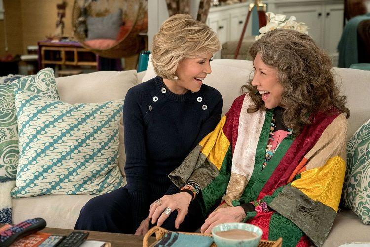 Grace and Frankie S 6 review Netflix show is still fun but running out of ideas