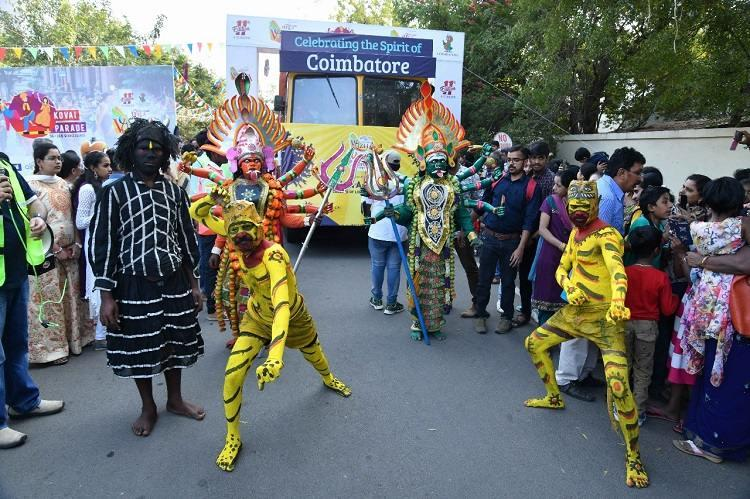 In pictures 11th edition of Coimbatore vizha comes to an end