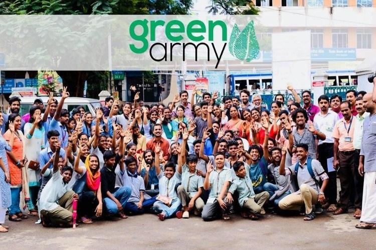 An army of students in TPuram is tackling waste problem with plastic arrest