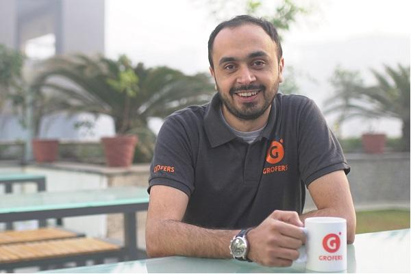 SoftBank and Tiger Back ₹400 Crore Funding in Grofers