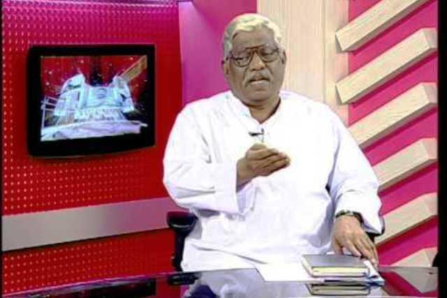 Renowned Telangana poet Guda Anjaiah passes away