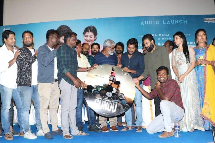 Why Pa Ranjiths Neelam Productions exists Snippets from Gundu audio launch