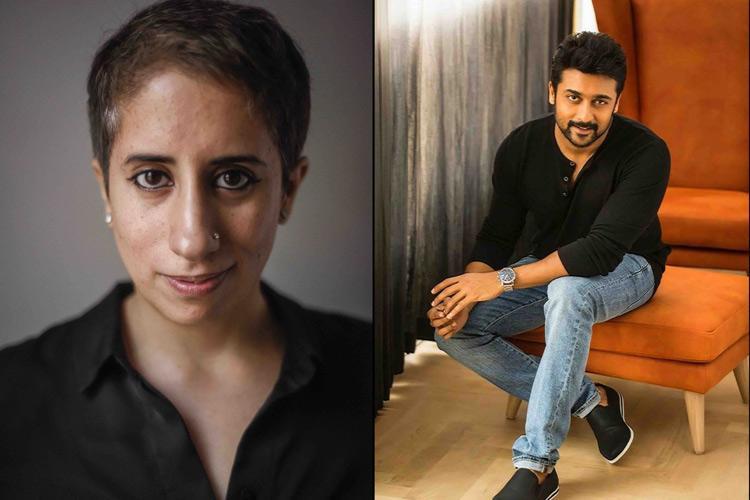 Guneet Monga to co-produce Suriya 38 hemled by director Sudha Kongara