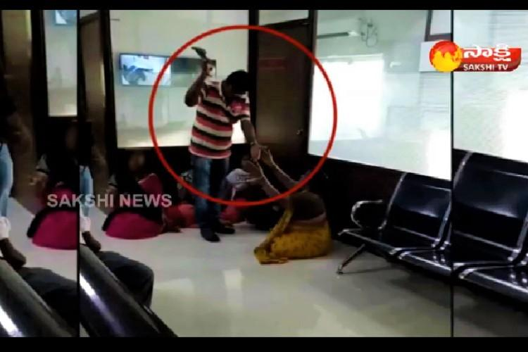 Andhra cop thrashes woman in police station, suspended after image