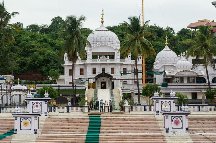 Sikhisms southern sojourn A look at the historic Gurudwaras below the Vindhyas