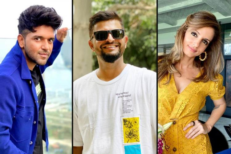 COVID-19: Suresh Raina, Guru Randhawa, Sussanne Khan arrested after party  at Mumbai club | The News Minute