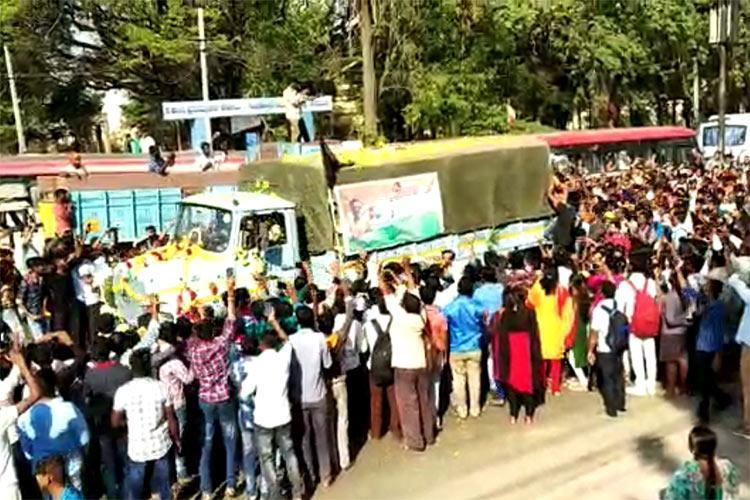 Karnataka mourns slain CRPF trooper H Guru