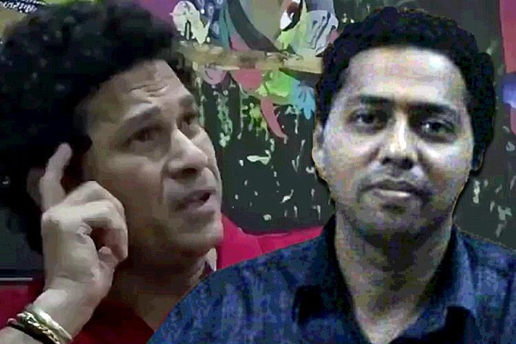 Taj finds employee Sachin Tendulkar was looking for