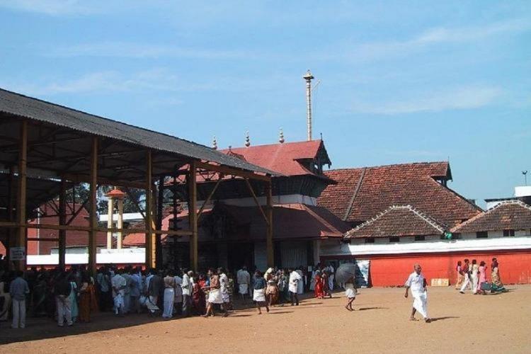 Keralas Guruvayur temple to close again in light of COVID-19 spike