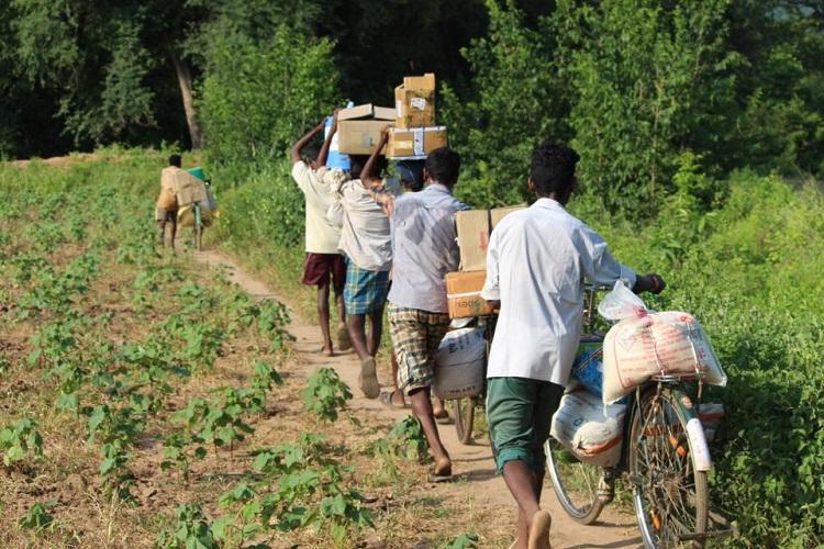 No power water roads Telanganas Guttikoya adivasis demand basic facilities