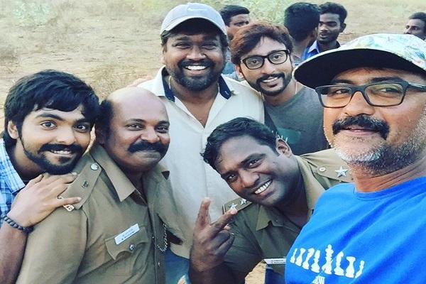 AR Rahmans nephew GV Prakash escapes unhurt while shooting for film