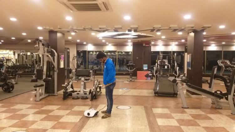 Hyderabad gym trainers owners run into losses due to lockdown