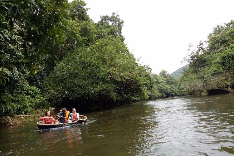 Photo feature From lush greenery to pristine rivers the stunning beauty of Keralas Konni