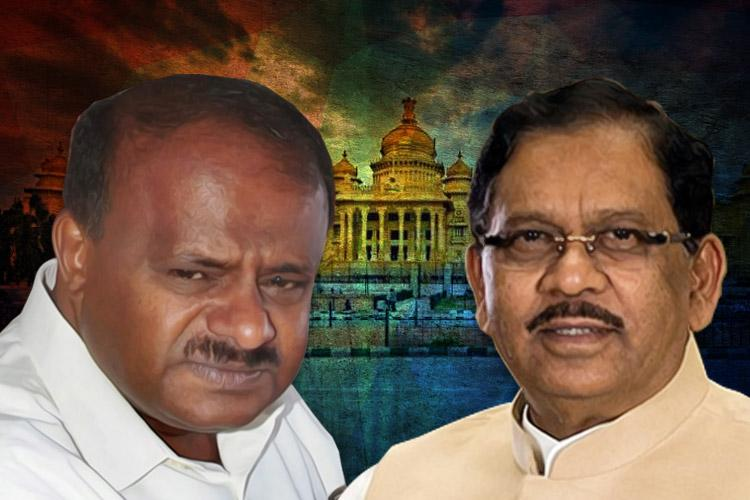 War over portfolios Six days since HD Kumaraswamy took oath he still has no cabinet