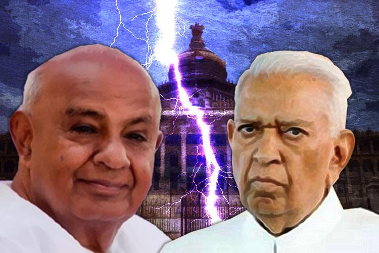 By handing over state mantle to BSY did Vajubhai Vala settle a 22-yr-old score
