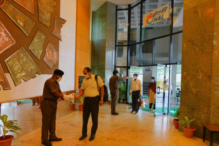 HAL donates CT scan machine to Bengaluru govt hospital