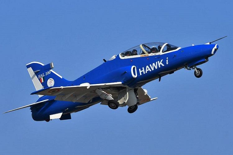 HAL flies Hawk with indigenous avionics system