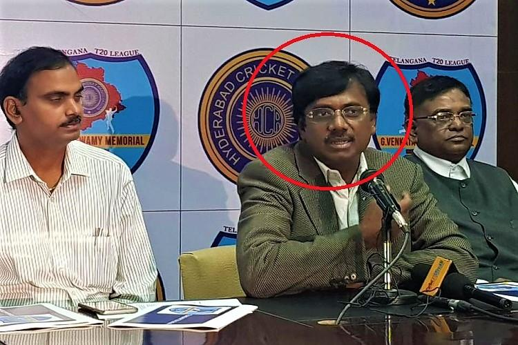 President of Hyd Cricket Association disqualified over conflict of interest