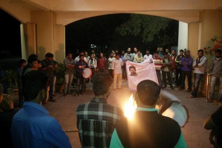 UoH Dalit scholars suspended with Rohith Vemula write to President for justice