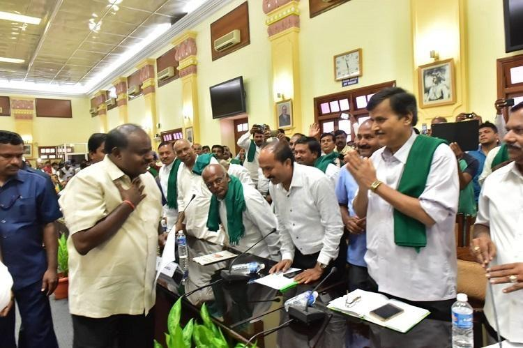 Karnataka Budget HDK announces farm loan waiver of 34K crores but conditions apply