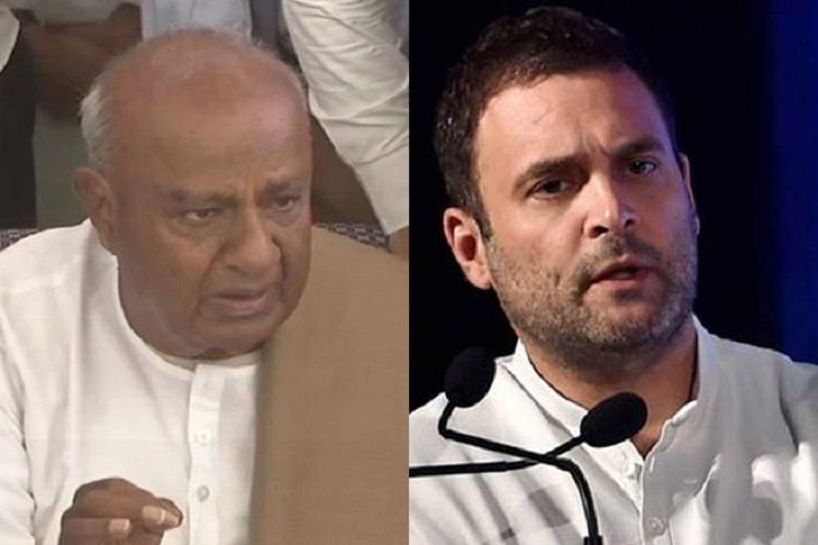 Lok Sabha seat sharing Why Congress is reluctant to give JDS 10 tickets