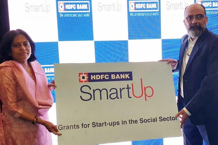 HDFC Bank gives SmartUp grants worth Rs 5 crore to social sector startups