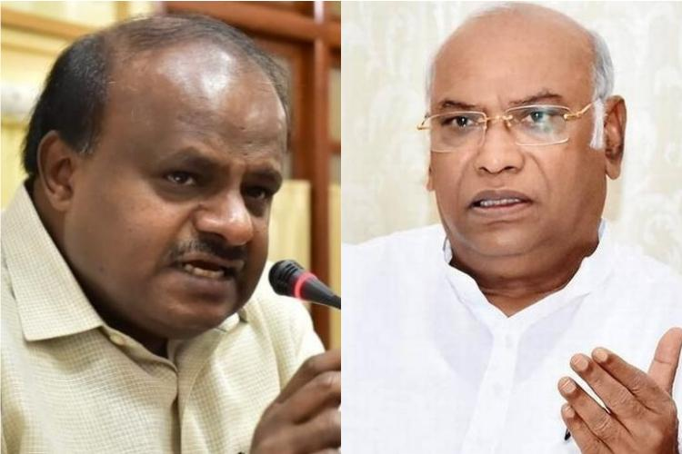 Rhetoric or strategy Why HDK said Congress leader Kharge should have become CM