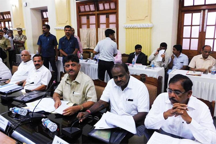 Ktaka to move SC against Centres notification of Cauvery Management Authority