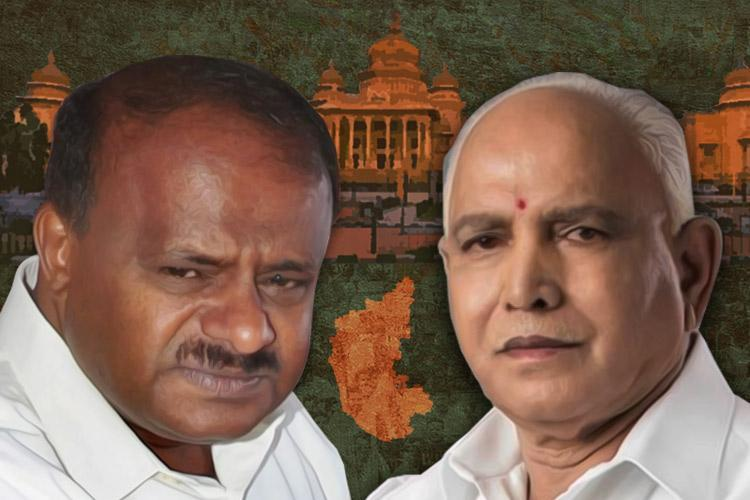 Live blog JDS-Congress govt in Ktaka in crisis as over 10 coalition MLAs want to quit