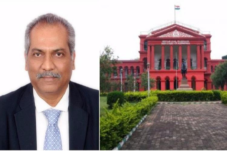 Justice HG Ramesh is the new Acting Chief Justice of Karnataka HC