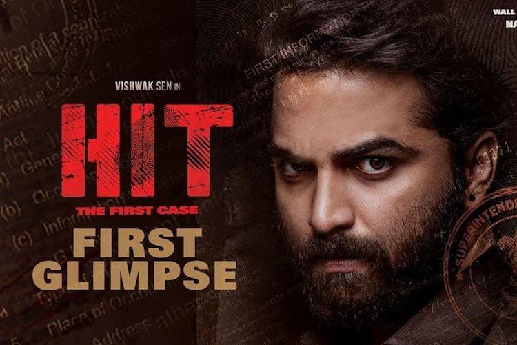 Vishwak Sens HIT first glimpse out promises to be revenge thriller