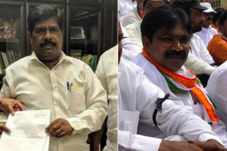 Two independent MLAs withdraw support from JDS-Cong govt in Karnataka