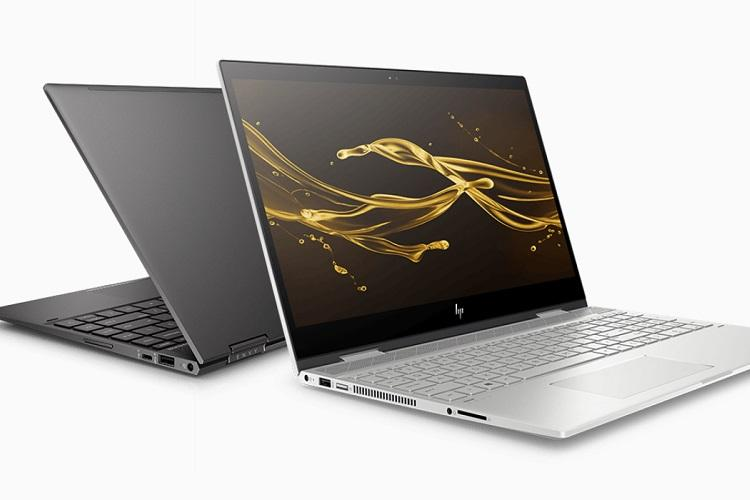 HP launches premium convertible ENVY x360 laptops in India