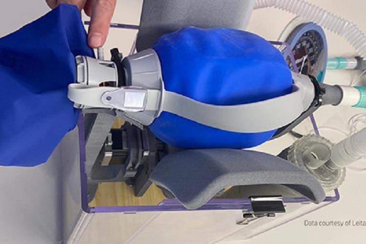 HP 3D prints 12 lakh ventilator parts