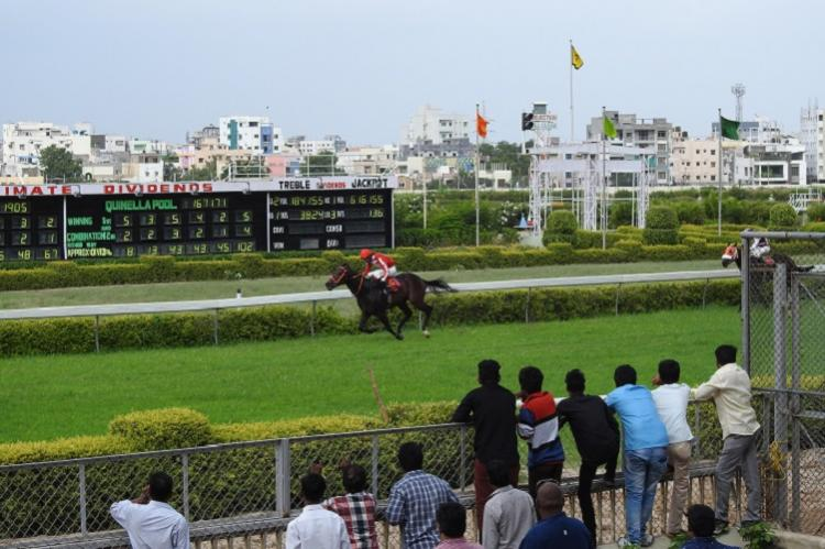 Hyderabads tryst with horse racing From a leisurely sport to a multi-crore business
