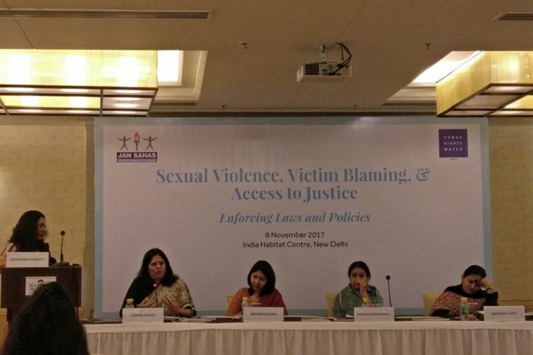 Rape victims still facing barriers to justice in India Human Rights Watch
