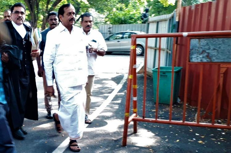 H Raja unconditionally apologises to Madras HC for scandalous remarks on judiciary