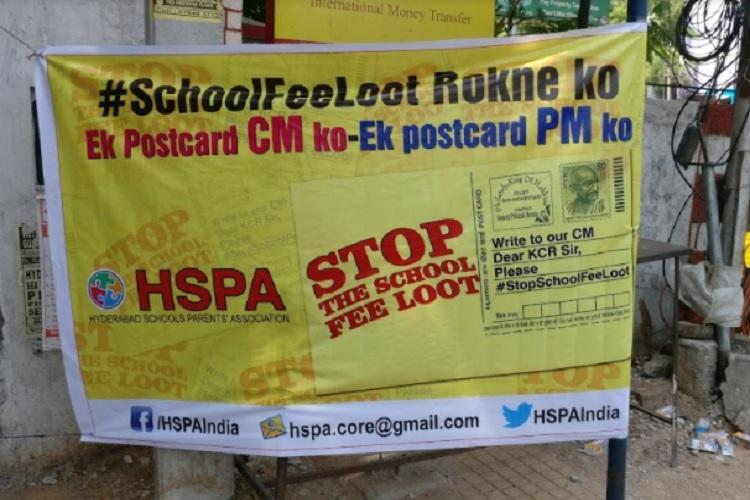 As govt turns blind eye to school fee hike Hyderabad parents group to launch new campaign