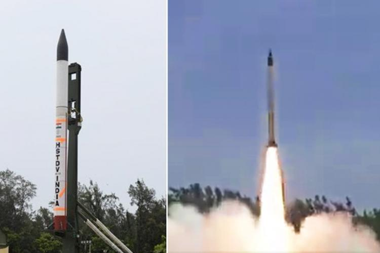India successfully flight tests indigenous Hypersonic Technology Demonstrator Vehicle