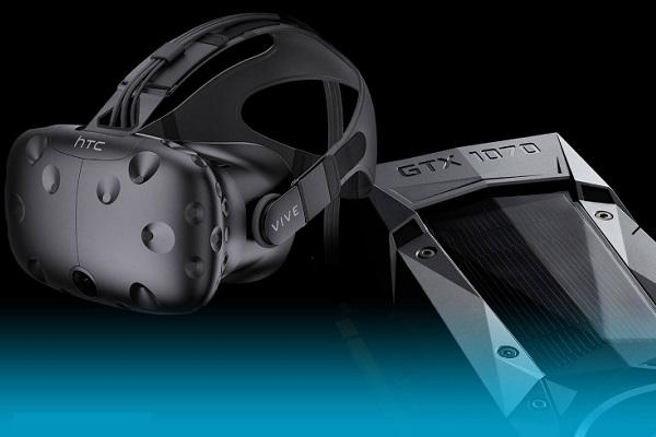 HTC launches Vive virtual reality gear in India