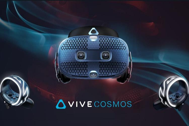 HTC announces launch of Vive Cosmos VR headset in India