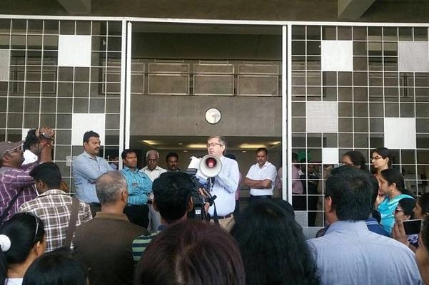 British head of Chennai school insulted national anthem and freedom fighters parents allege