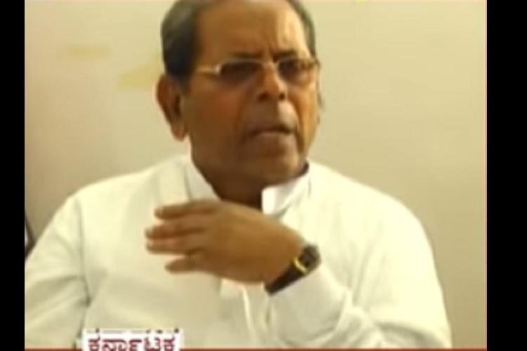 Karnataka minister Meti resigns over sex tape allegations