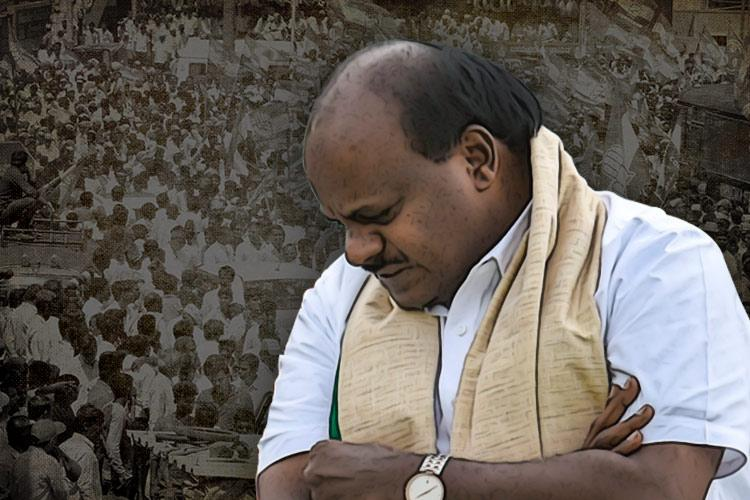 HD Kumaraswamy loses Karnataka Trust Vote decks cleared for BJP