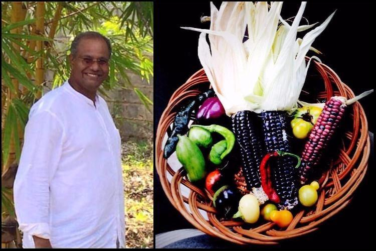 Heard of strawberry corn or freckles lettuce This Bengaluru man is reviving worlds forgotten crops