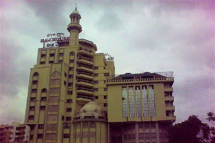 The office of the Telangana Waqf Board in Hyderabad