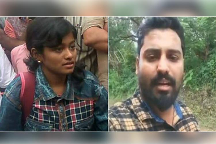 Man who started hate campaign against Kerala student Hanan Hamid arrested