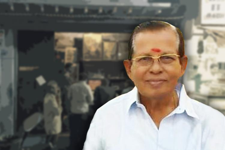 Famous Iruttu Kadai alwa store owner Hari Singh dies in Tirunelveli