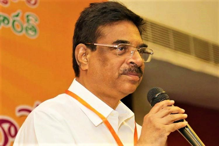 Centre will announce Vizag railway zone soon says BJP MP Haribabu
